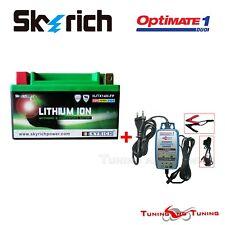 Skyrich HJTX14H-FP 12V Batteria al Litio per Yamaha YTX14H-BS