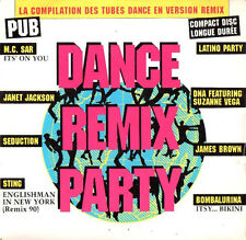 Compilation ‎CD Dance Remix Party - France (EX/EX+)