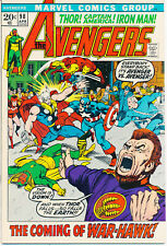 """The Avengers 98 """"The coming of War-Hawk"""" VF"""