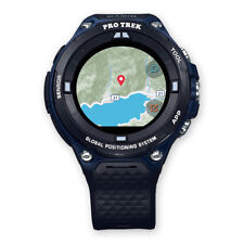 CASIO ProTrek Smartwatch Outdoor   GPS   5bar wasserdicht   WSD-F20A-BUAAE