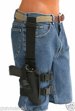 "Tactical gun holster for Desert Eagle 357Mag,.44 Mag,.50 AE With 6"" Barrel (RH)"