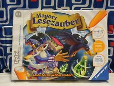 Magors Lesezauber - Das Audiodigitale Lernsystem von Ravensburger