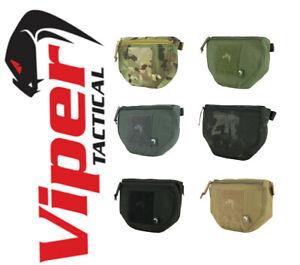 Viper Scrote Utility Pouch / Bum bag VCAM (MTP Match) Green,Black,Tan,Titanium