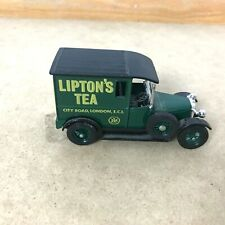 Matchbox Models of Yesteryear Talbot Van 1927 Lipton's Tea Made in England