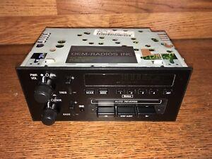 1991 1992 Buick Park Ave Avenue Delco GM AM FM Cassette Stereo Radio Unlocked