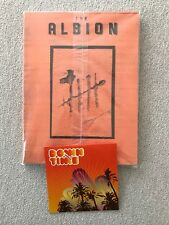 The Albion Issue 5 Bmx Magazine United Down Time DVD Gabe Brooks Aaron Ross Five