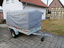 PKW Anhänger Fahrzeuganhänger gebraucht Gesamtgewicht bis 750 KG / BJ 2009