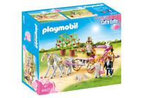 Playmobil 9427 - Wedding Carriage - NEW!!