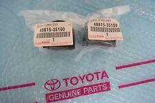 Toyota OEM 96-02 4Runner Front Bushings Stabilizer Bar 2 x 48815-35100