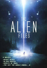 The Alien Files: 4 Out-Of-This-World Movies (DVD, 2016) NEW