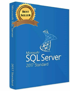 SQL Server 2017 Standard Product Key License Genuine.