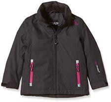 Manteaux, vestes et tenues de neige imperméables gris en polyester pour fille de 2 à 16 ans