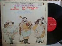 Eugene Ormandy RICHARD STRAUSS : THREE ORCHESTRAL FAVORITES - Vinyl LP  NM / VG+
