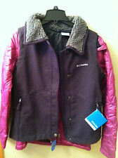Columbia Daring Diva Interchangeable 3 in 1 Parka Large Fushia  New Large