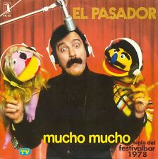 "EL PASADOR - MUCHO MUCHO 7"" SINGLE NEW POLARIS (S8387)"