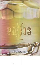 Publicite ADVERTISING 2003 yves saint laurent paris is her new fragrance