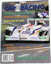 MODEL CAR RACING MAGAZINE #35 - SCALEXTRIC , FLY , SCX , NINCO 1/32 SLOT CARS