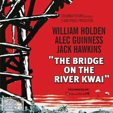CD THE BRIDGE ON THE RIVER KWAI FILM SOUNDTRACK MALCOLM ARNOLD