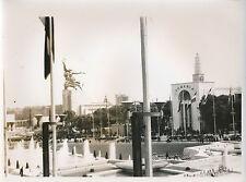 PARIS c. 1937 - Exposition Vue sur le Pavillon de la Roumanie - DIV 8187