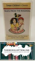 Rosie & Jim Tales from the Ragdoll Audio Cassette Tape Audio Book - TBLO