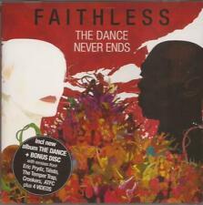 Faithless - Dance Never Ends ( CD 2010 ) CD + Bonus Disc NEW