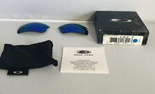 New Oakley Flak 2.0 Sunglasses Violet Irid Polarized Replacement Lens Authentic