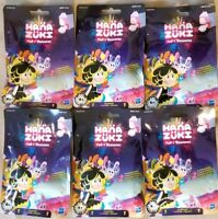 New HANA ZUKI FULL OF TREASURES Blind Bags Collection Lot of 6