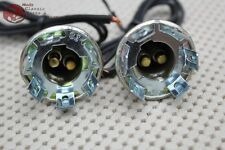 Chevy GM Light Lamp Sockets & Wiring Park Backup Brake Tail Lights Turn Signal