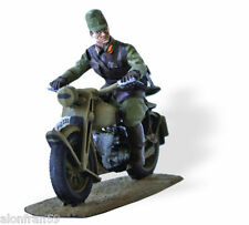 LEAD SOLDIERS MOTORCYCLE - PUCH 250, 1944 Hungarian artillery Bataillon SMI044