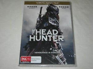 The Head Hunter - Brand New & Sealed - Region 4 - DVD