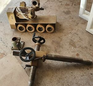 Woodworking Power Feed Variomatic 4 roller 3 Phase