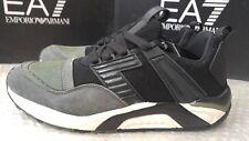 Emporio Armani EA7 men's 7.0 M trainers size 9.5UK (44) - Slip On