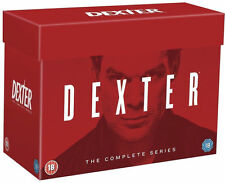 Dexter – The Complete Series (Seasons 1-8) DVD Boxset Crime Drama Mystery