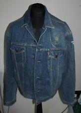More details for simple minds original 1989 promo levi jacket for a concert in stockholm sweden