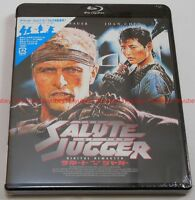 The Blood of Heroes The Salute of the Jugger Digital Remaster Edition Blu-ray