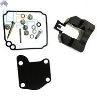 New Carburetor repair kit for YAMAHA 2-Stroke 9.9HP 15HP 63V-W0093-00-00