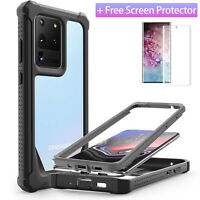 For Samsung Galaxy S20 / Plus / Ultra Case Shockproof Bumper Hybrid Clear Cover