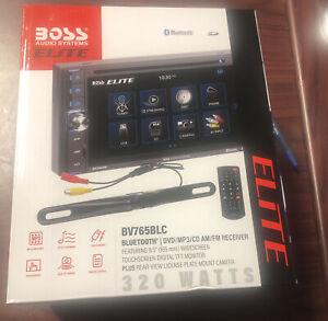 BOSS Audio BV765BLC Indash DVD Player