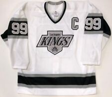 WAYNE GRETZKY CCM ULTRAFIL LOS ANGELES KINGS AUTHENTIC GAME JERSEY SIZE 52 NEW