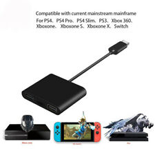 Keyboard and Mouse Converter For PS4/Xbox/Switch Controller USB Adapter