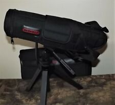 Redfield Rampage Spotting Scope 20x60x60 with case and stand