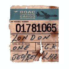 BOAC Airways - Airline Cargo Sticker