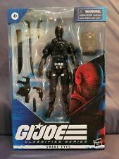 GI JOE Classified Series Snake Eyes 6in Action Figure Target Exclusive