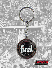 "LIVERPOOL KEY RING ""ROME 77"" METAL HIGH QUALITY DESIGN LIMITED EDITION"