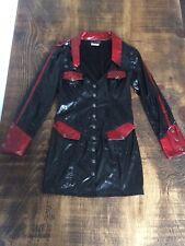 Lip Service PVC Gothic / Fetish Jacket Dress