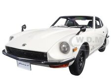 1969 NISSAN FAIRLADY Z432 (PS30) WHITE 1/18 DIECAST MODEL CAR BY AUTOART 77438