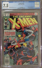 X-Men #133 CGC 7.5 off-white to white pages