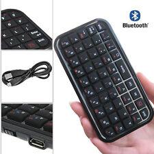 Universal Mini USB Bluetooth Wireless Keyboard For Samsung Galaxy S6 S5 S4 S3 S2