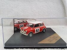 Vitesse (L024) Mini Cooper S (Monte Carlo Rally) 1965). NEW FROM TRADE BOX