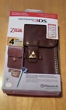 Nintendo The Legend of Zelda Adventurer's Storage Case Pouch Kit 3DS XL, NEW